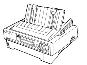 List of Epson LQ870 service manuals  repair instructions